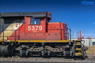 CN 5379 (SD40-2)