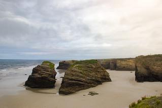 Praia de As Catedrais