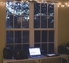 Set up (MadisonCstack) Tags: moog dfam mother32 32 mother ableton push 2 electronic music idm warp records stuff dance amen break