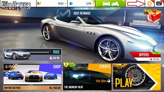 Moving Gameloft Asphalt 8 Airborne Game Files to SD Card