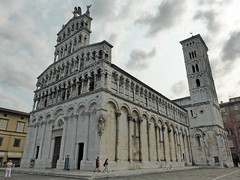 Chiesa di San Michele in Foro (neuphin) Tags: lucca chiesa di san michele foro church