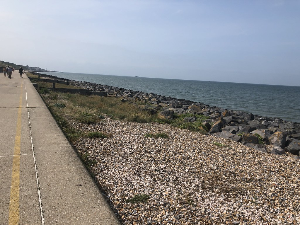 Herne Bay & Reculver- August 2018