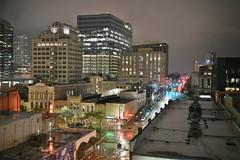Congress Avenue (alex-forster) Tags: night city rain hdr austin atx skyline skyscraper building