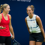 Angelique Kerber, Madison Keys