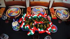 Chiles en nogada (henrivzq) Tags: chilesnogadamexicanfood mexico guadalajara foodie foodporn pornfood whatiate