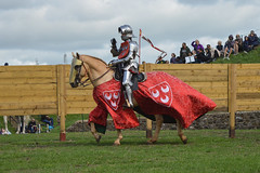 DSC_0058 (SubExploration) Tags: dover castle jousting joust medieval knights knight