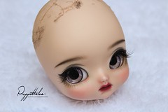 Yeolume (Puppet Tales Dolls) Tags: ooak ooakdoll doll repaint dollrepaint custom customization yeolume groovedolls art draw cute kawaii sweet