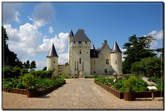 Château du Rivau (48) (Breizh56) Tags: france indreetloire château rivau pentax