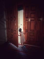 kapı (ercanpolat) Tags: girls girl children door kapı