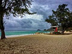 On the Windward Side (jcc55883) Tags: kailua kailuabeach windward windwardoahu ocean pacificocean sky clouds shore shoreline beach beachscene oceansafety hawaii oahu hilife hilife808 808 luckywelivehawaii ipad