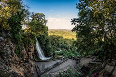 xEW7_3098-Edit_Ewald Gruescu Photographer (Ewald Photography) Tags: edessa waterfall sunset green river water nature trees forrest nikon samyang fisheye hdr lightroom photoshop adobe vacation greece city town europe