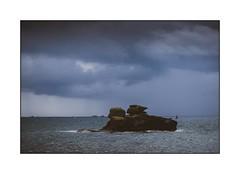 Le Sphinx du Finistère (SiouXie's) Tags: couleurs color fujixe2 fuji fujifilm siouxies finistère bretagne lanidult mer ocean littoral sea