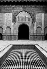 koran school (www.carbonat380.de) Tags: fz1000 leica marokko marrakech marrakesch panasonic arabic architecture koran muslim school travelphotography typical