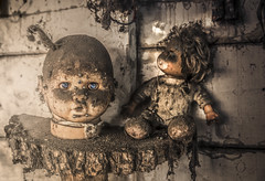 A good example tends to be followed. (Marco Bontenbal (Pixanpictures.com)) Tags: nikon d750 tamron 2470 old decay decayed abandoned urbex urban ue urbanexploring photography pixanpictures doll dolls piercing natural light naturallight world mexico hidden lost history lonely beautiful mysterious horror