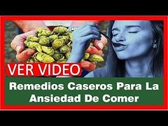 Remedios Caseros Para La Ansiedad De Comer, Como Controlar La Ansiedad De Comer, Ansiedad De Comer (SaludNatural01) Tags: remedios caseros para la ansiedad de comer como controlar