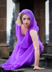 Portrait from the 2018 Edinburgh Festival Fringe - The Bacchanals (Gordon.A) Tags: scotland edinburgh fringe edinburghfestival edinburghfestivalfringe edfringe edfest august 2018 embra auldreekie dùnèideann festival festiwal festivaali festivalen wyl féile festspiele theatre actor actress comedy artist arts artsfestival performingartsfestival performer performers bacchanals euripides bacchae mikra theatricals greek mythology woman lady face people costume creative culture urban city outdoor outdoors outside pose posed colour color colorful portrait portraitphotography digital canon eos 750d sigma sigma50100mmf18dc
