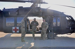 Black Hawks depart for Kosovo