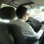 Mon charmant cousin Karim nous conduisant à l'église thumbnail
