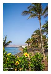 Puerto del Carmen - G16 2018-3326b (ROBERTO VILLAR -PHOTOGRAPHY-) Tags: photografikarv lzphotografika lanzarotephotográfika imagenesdelanzarote fotosdelanzarote photobank mejorconunafoto beach puertodelcarmen