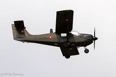 T-17, T-409, Denemarken (Alfred Koning) Tags: belgianairforcedays2018 denemarken ebblkleinebrogel locatie t17 t17supporter t409 vliegtuigen