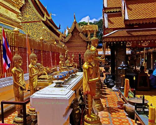 Wat Doi Suthep.วัดดอยสุเทพ