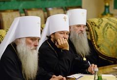 13. Внеочередное заседание Св. Синода РПЦ 14.09.2018
