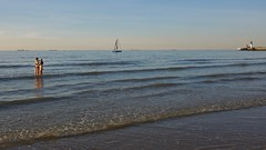 scène de plage (pierre.pruvot2) Tags: france gx80 pasdecalais plagedecalais calais