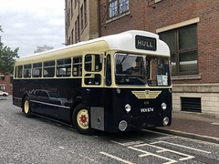 Quite the survivor (ccoultas) Tags: preserved bus hull 674 aberdonian albion yorkshire east