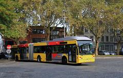 5955 4 (brossel 8260) Tags: belgique bus tec liege