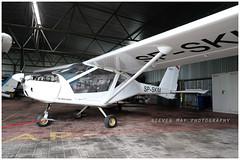 SP-SKIM Aeroprakt A22L2oxbat (SPRedSteve) Tags: spskim aeroprakt a22 a22ls radom piastow poland aircraft