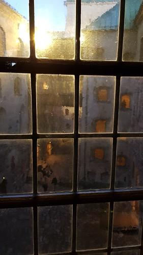 Window, Turku castle