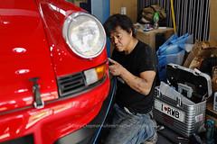 Akira Nakai (Owner / Founder of RWB), Hong Kong (Daryl Chapman Photography) Tags: rwb porsche german kowloonbay hongkong china sar canon 5d mkiv 35mm f14 akiranakai backdate 964 911 auto autos automobile automobiles car cars carspotting carphotography