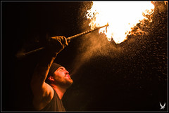 _MG_0927 (Celtycrow) Tags: fire feu streetart juggling jugglingwithfire fireeater montauban 400coupsdemontauban occitanie midipyrénées sudouest