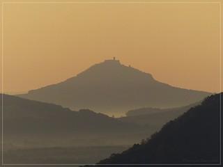 Die majestätische Burg Bösig [in explore]