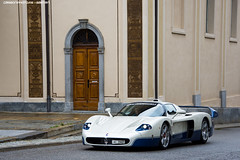 MC12 (Gaetan | www.carbonphoto.fr) Tags: mc12 maserati supercars hypercars cars coche auto automotive fast speed exotic luxury great incredible worldcars carbonphoto switzerland andermatt soc soc2018 supercarownerscircle