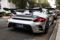 Clubsport (Hunter J. G. Frim Photography) Tags: monterey supercar car week 2018 carmel carweek porsche ruf ctr3 clubsport wing carbon v6 turbo rare manual rufctr3 rufctr3clubsport