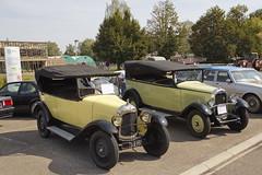 Citroen 1925 und 1930 (olds.wolfram) Tags: typ b2 torpedo citroen auto car oldtimer frankreich französische ac 4
