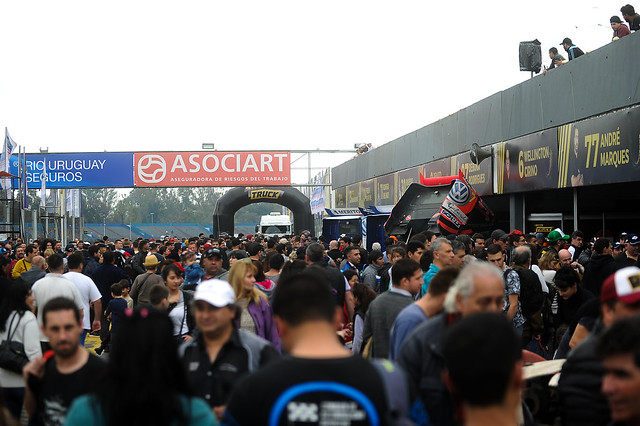 "16/09/18 - ""Una fiesta argentina"" para ficar para a história da Copa Truck - Fotos: Duda Bairros"