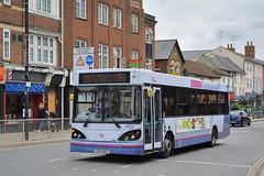 41522 - LK03 UEZ (Solenteer) Tags: firstessexbuses 41522 lk03uez transbus dartslf caetano nimbus chelmsford