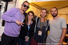 Staff & Backstage vendredi 18 août 2018 /