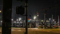 potrero hill yard ll (pbo31) Tags: bayarea california night dark black color urban city august 2018 summer boury pbo31 sanfrancisco centralwaterfront dogpatch muni yard service tram publictransit