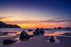 Asturien | Playa de Aguilar 34 (Wolfgang Staudt) Tags: asturia asturien spanien europa playadeaguilar atlantikküste strand beach atlantik costaverde attraktion tourismus baden badestrand ferien urlaub sommer fuerstentumasturien rheinlandpfalz deutschland de