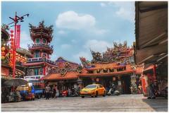 媽祖廟 (L Wee) Tags: taiwan 台灣旅遊