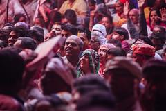 Gulal Holi, Shri Banke Bihari Mandir (AdamCohn) Tags: abeer adamcohn bankebiharimandir hindu india shribankeybiharimandir vrindavan gulal holi pilgrim pilgrimage अबीर गुलाल होली
