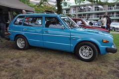 Honda Civic Wagon (1) (Gearhead Photos) Tags: honda toyota mazda beat prelude civic subaru wrx stii forester brz nissan pao 240z 260z 280z 370z skyline 510 all japanese car meet north vancouver bc canada