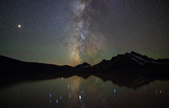 Sinking galaxy and a perseid, Trekking around Elbrus (Mike Reva) Tags: stars sky stargazing stillness samyang24 starrynight starry shore astronomy astrophoto astrophotography astro night nightsky nature nghtsky nightscape perseids perseids2018