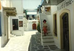 antiparos96 (Regine G.) Tags: greekisland antiparos stairs houses sunny holidays memories