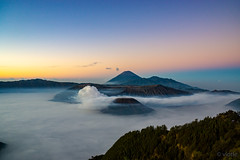 East Java (15-18 Aug 2018) (Nur Rasyida) Tags: indonesia bromotenggersemerunationalpark bromo semeru pananjakan massif caldera volcano mountain crater sunrise tengger batok journey nature wonders eastjava jawatimur travel travelphotography mackemandmalaycoupletravels