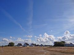 Hiddensee (bernstrid) Tags: insel hiddensee neuendorf mv schabernack himmel blau häuser