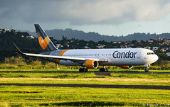 D-ABUD 🇩🇪 (Maxime C-M ✈) Tags: airplane colors passion aviation travel world caribbean island martinique exotic beautiful discover nikon